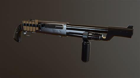 Pump Shotgun In Fallout 4