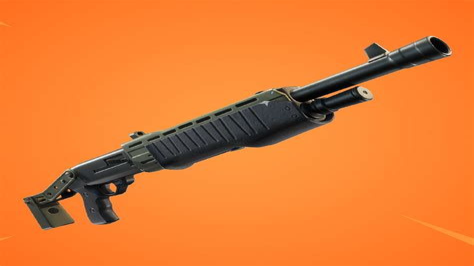 Pump Shotgun Too Weak Fortnite