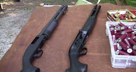 Pump Shotgun Vs Semi Automatic Shotgun