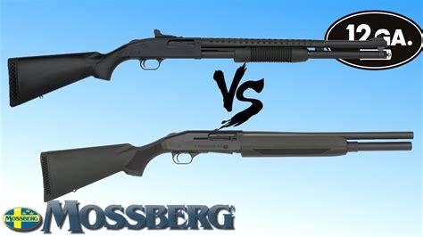 Pump Shotgun Vs Ump Size