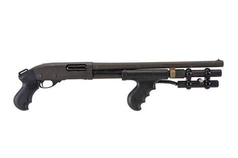 Pump Shotgun Without Stock