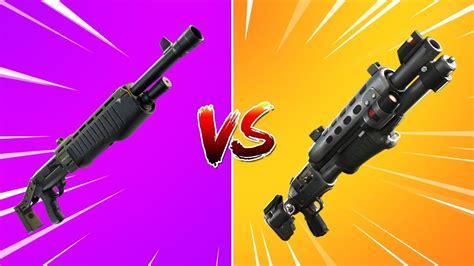 Pump Vs Tactical Shotgun
