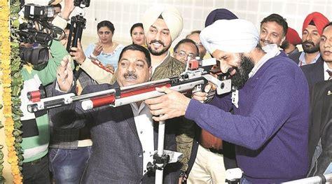 Punjab Rifle Shooting Association Mohali