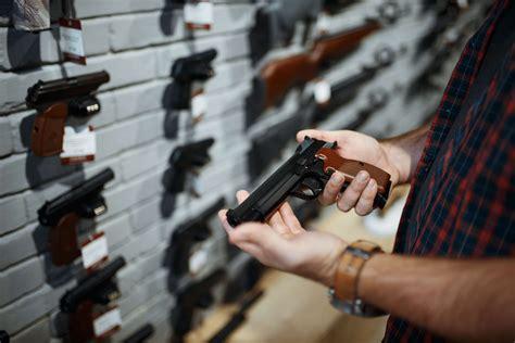 Purchasing A Gun At A Gun Store In California