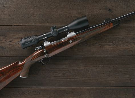 Purdey Bolt Action Rifle