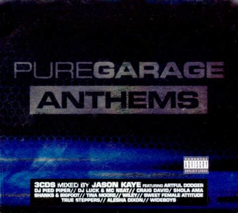 Pure Garage Anthems Make Your Own Beautiful  HD Wallpapers, Images Over 1000+ [ralydesign.ml]