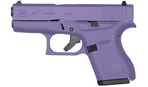 Purple 9mm Glock