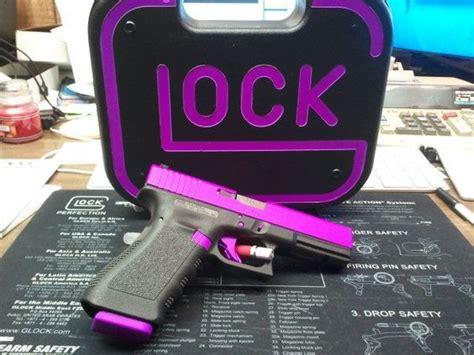 Purple Glock 17
