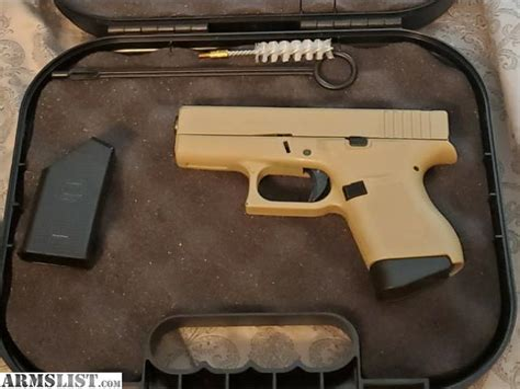 Purple Glock 43 For Sale Bass Pro