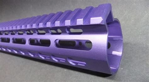 Purple Handguard