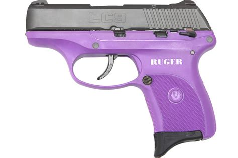 Purple Ruger 9mm For Sale