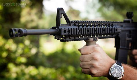 Purpose Of Hand Grip On Assault Rifle