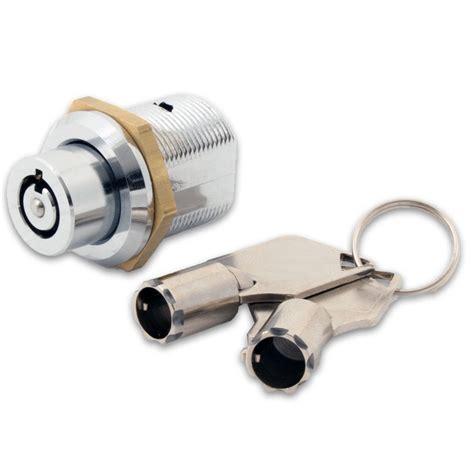 Push Barrel Pin Lock