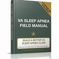 Put it to rest! your va sleep apnea claim review