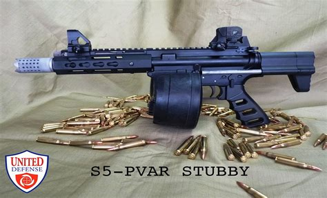 Pvar Assault Rifle