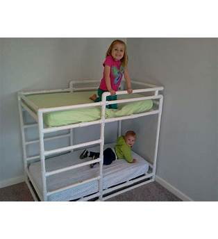 Pvc Pipe Toddler Bunk Bed Plans