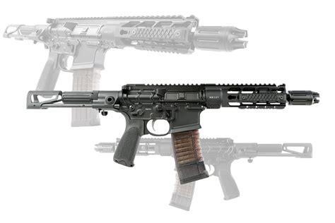 Pws Ar-15 Mk1 Mod 2 Complete Pistol Lower Receiver