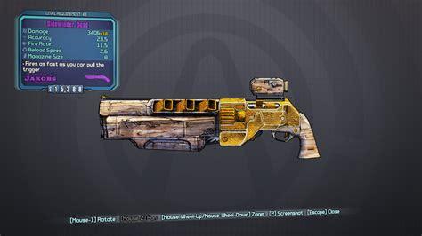 Quad Barrel Shotgun Borderlands 2