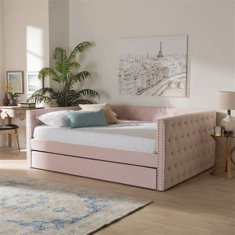Queen Daybed With Trundle