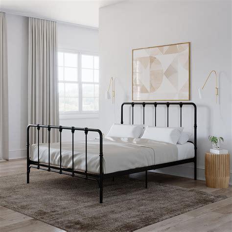 Queen Size Metal Bed Frame