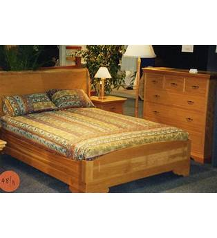 Queen Sleigh Bed Plans