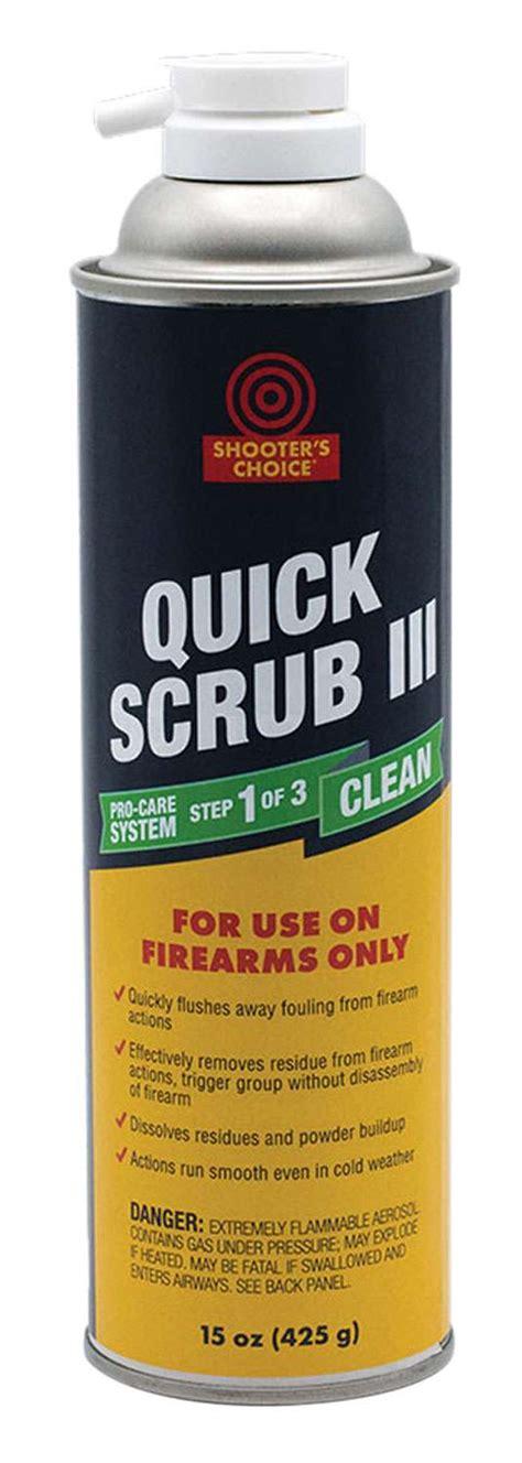 Quick Scrub Iii Cleaner Degreaser Gunandguy Net