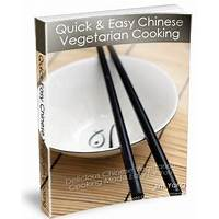 Quick easy chinese vegetarian cooking is bullshit?