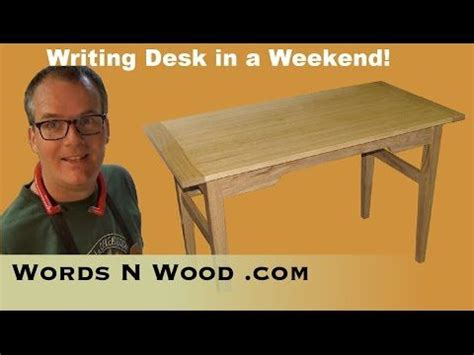 Quick writing desk in the shaker style wnw 32 Image