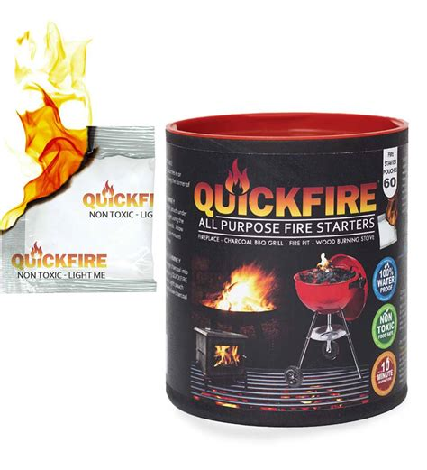 Quickfire Instant Fire Starters
