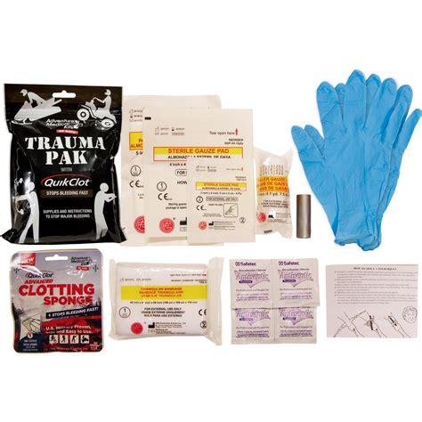 Quikclot Stop Bleeding Fast Adventure Medical Kits