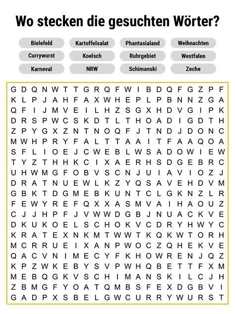 Rätsel Malvorlagen Englisch