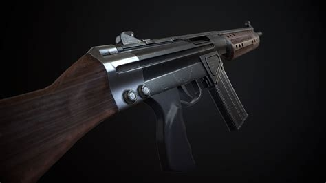 R91 Fallout 3 Assault Rifle R91 Fallout 3 Assault Rifle
