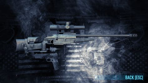 R93 Sniper Rifle Payday