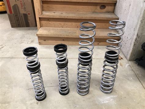 Racer Tech Spring Kit Review Rzr Xp 1000