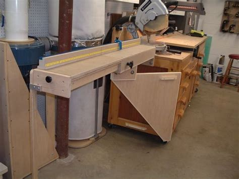 Radial Arm Saw Extension Table Plans