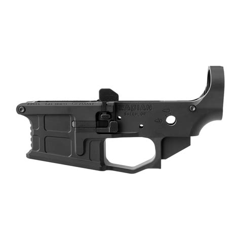 Radian Weapons Ar 15 Ambidextrous Lower Receiver