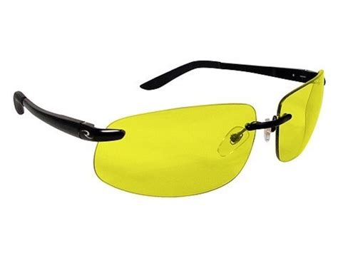 Radians Eclipse RXT Shooting Glasses Amber Lens