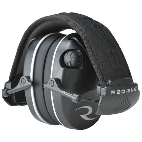 Radians R3200 Dual Electronic Earmuff