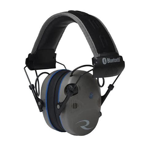 Radians R3700 Bluetooth Quad Electronic Earmuff