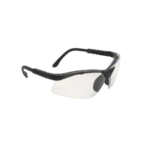 Radians Revelation Antifog Safety Shooting Glasses Black