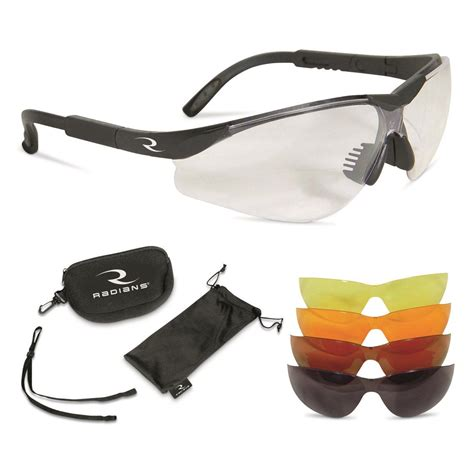 Radians Safety Shooting Glasses