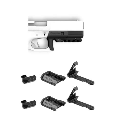 Rail Free Glock Recover Clips 1 17 Tactical 2 Gen Plus Mag Rc12 Mc17 For
