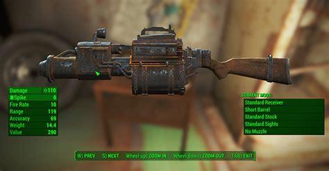 Railway Rifle Fallout 4 Ammo