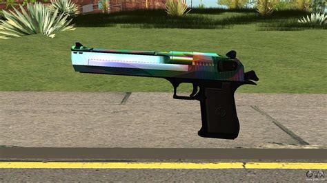Desert-Eagle Rainbow Desert Eagle.