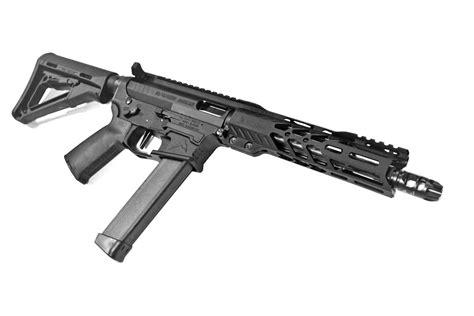 Rainier Arms A-dac-f Lower Receiver