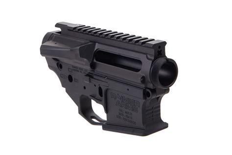 Rainier Arms Ultramatch Billet Upper Ambi Lower Combo Set
