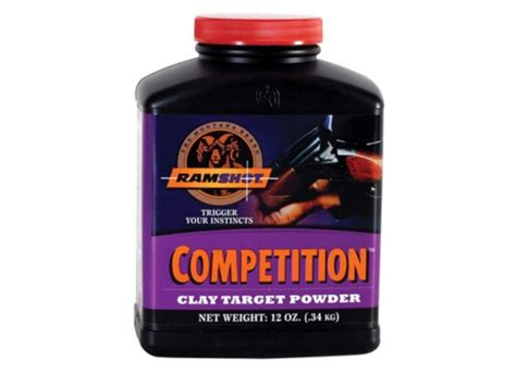 Ramshot Competition Cast Boolits