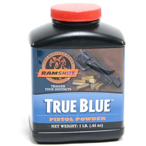 Ramshot True Blue Powder In Stock