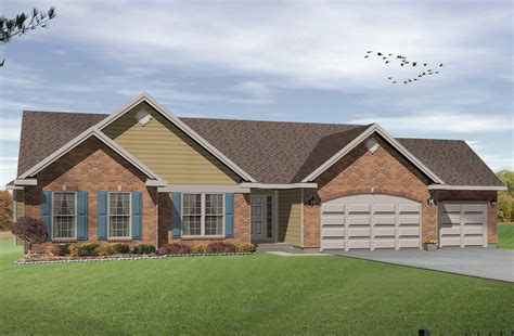 Ranch House Plans With 3 Car Garage Make Your Own Beautiful  HD Wallpapers, Images Over 1000+ [ralydesign.ml]