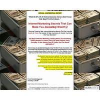 Randall magwood's internet marketing cash machine immediately